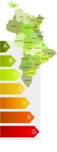 Certificado energetico en Valencia y Alicante