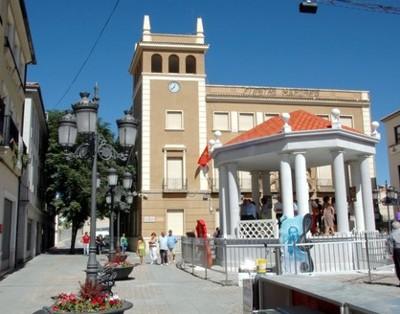 Plaza Elda