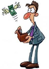 Mucho cuidado al invertir o puede volar tu dinero