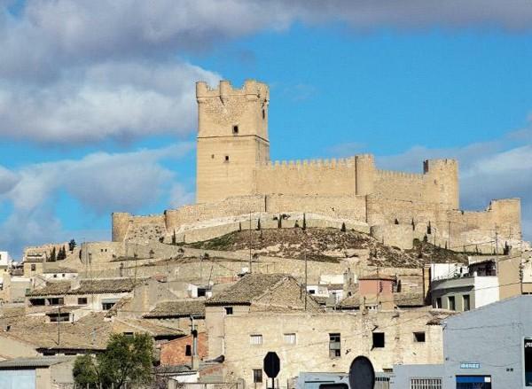 Villena castillo