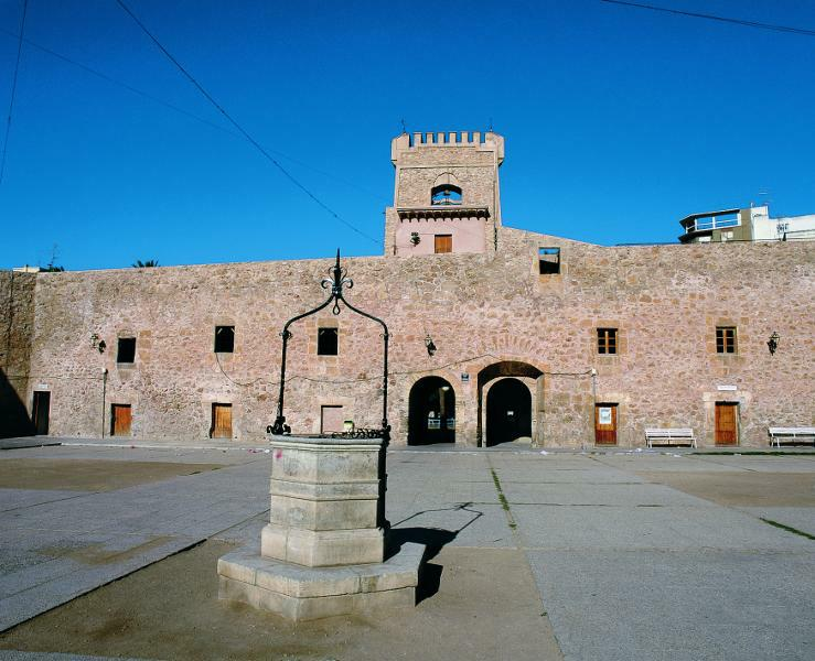 Castillo Santa Pola