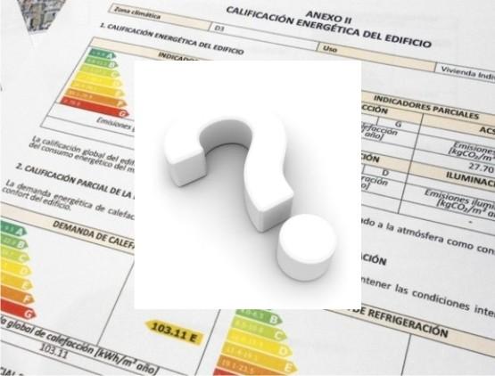 ¿Como se si necetido un Certificado Energetico?