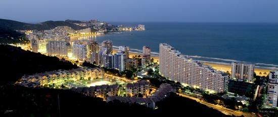panoramica apartamentos turisticos en Cullera
