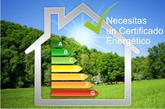 Necesitas un Certificado Energetico