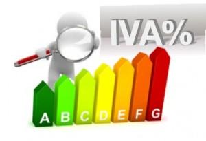 tipo IVA Certificado energetico