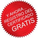 Ahora el registro del Certificado energetico te sale Gratis