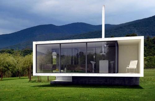 Casa diseño menos 50m2