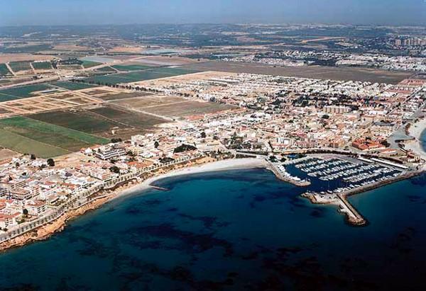Pilar de la Horadada playa