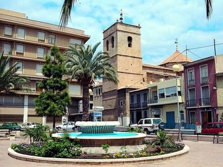 Plaza Mutxamel