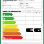 Modelo oficial de etiqueta energetica