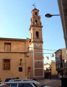 Albal iglesia