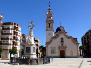 Alfafar plaza