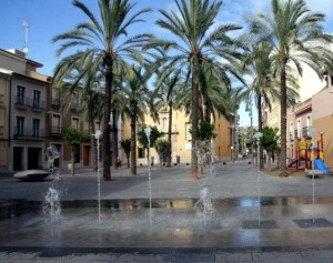 Carlet plaza