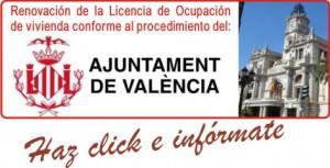 renovacion Licencia Ocupacion Ayuntamiento Valencia informate