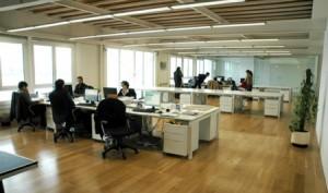 Espacio de oficinas