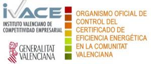 Ivace organismo oficial certificado energetico