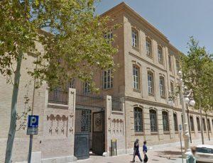 Oficina atencion Ciudadano Tabacalera fachada acceso