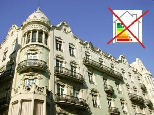 edificio protegido no necesita certificado energetico