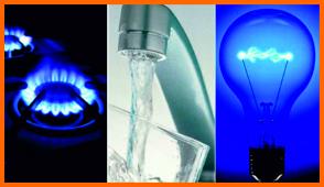 Contrato suministros electricidad gas agua (click para MÁS INFO)