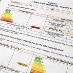 Aspecto del Certificado Energético