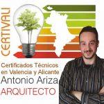 Logo Certivali - Antonio Ariza certificados tecnicos