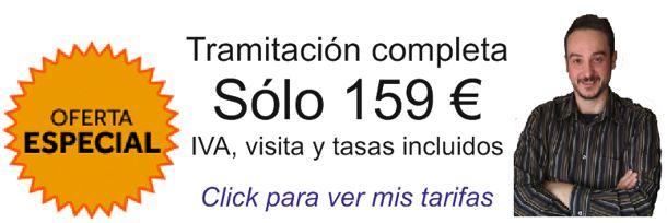 Tarifa 159 Renovacion Licencia Ocupacion Valencia