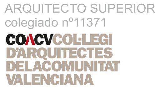 Antonio Ariza colegiado COACV