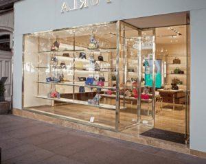 Escaparate tienda de moda