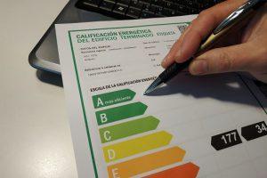 certificado energetico etiqueta energetica