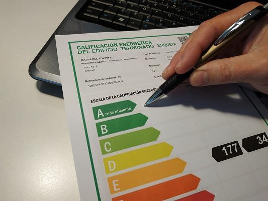 Importancia certificado energetico para ahorrar energia