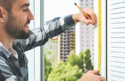 Tomar medidas en casa con una cinta métrica