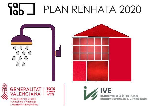 Logo web oficial Plan Renhata 2020